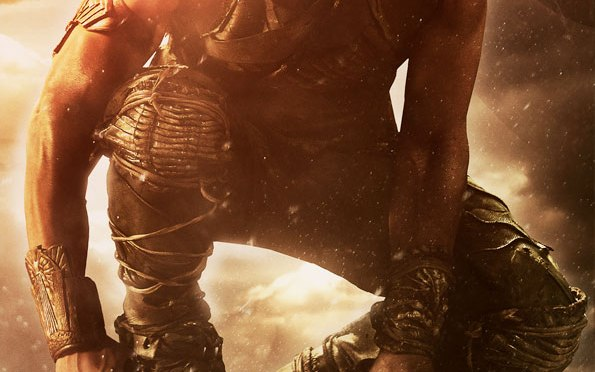 "Nuevo póster de Riddick; ""Survival is his revenge"""