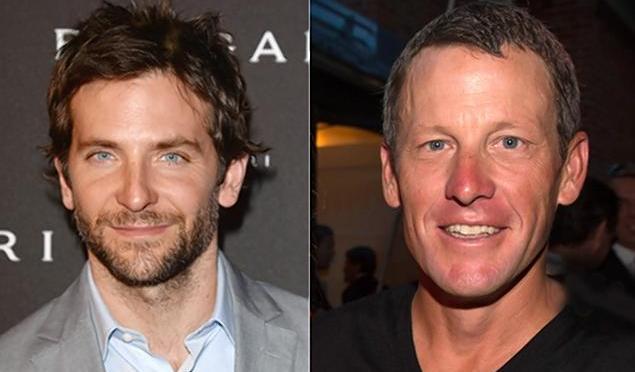 Bradley Cooper a producir y quizá estelarizar biopic de Lance Armstrong
