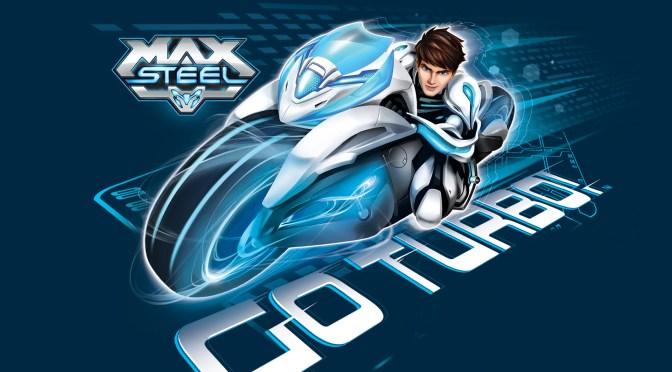 Película de 'Max Steel' llegaría en 2014