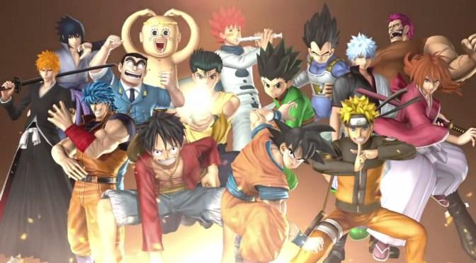 Vegeta, Sasuke, Zebra y los personajes de Hunter x Hunter se unen a J Stars Victory VS