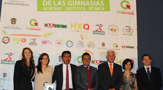 Presentación Gala de Estrellas de las Gimnasias 2013