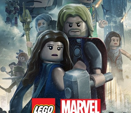 Videos detrás de cámara y póster LEGO de 'Thor: Un Mundo Oscuro'