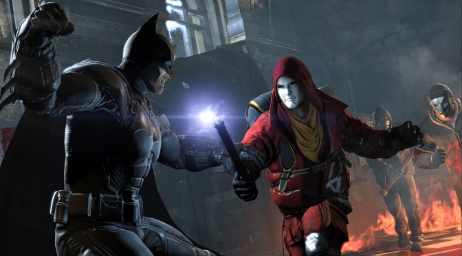 The Electrocutioner se une a Batman: Arkham Origins y la edición móvil