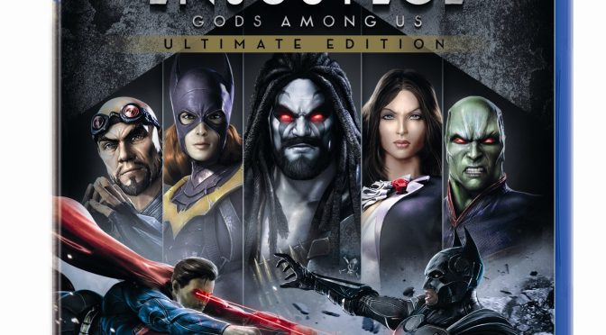 ¿Ya conoces Injustice: Gods Among Us Ultimate Edition?