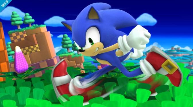 Sonic se une a la batalla en Super Smash Bros Wii U/ 3DS
