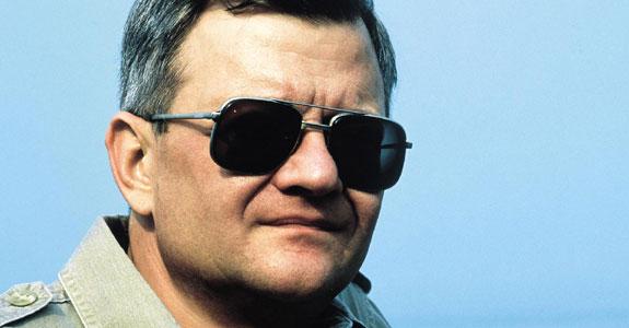 Este martes falleció Tom Clancy Q.E.P.D