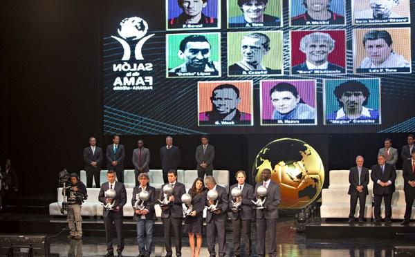 3ª Ceremonia de Investidura del Salón de la Fama del Futbol Nacional e Internacional