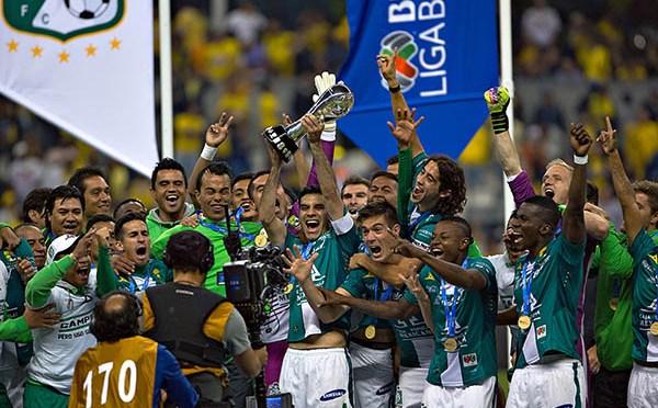 León se proclama Campeón de la Liga Bancomer MX