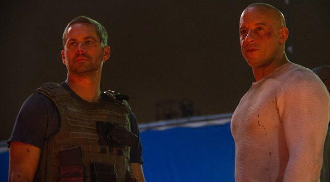 Rápidos y Furiosos 7 llegará en abril del 2015; foto de la última escena de Walker y Diesel juntos