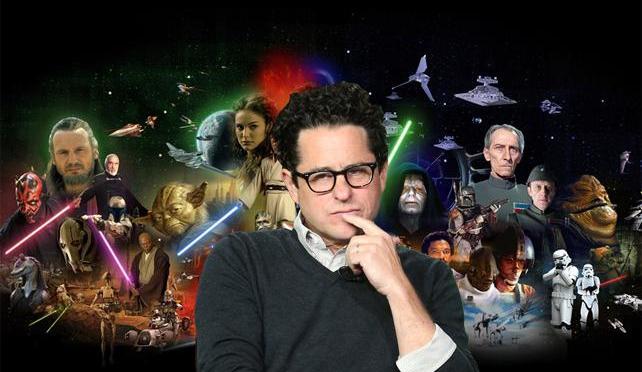 J.J. Abrams afirma que el guion de 'Star Wars: Episode VII' está listo + no IMAX + pláticas con Jesse  Plemons