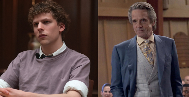 Jesse Eisenberg será Lex Luthor en 'Batman vs Superman; Jeremy Irons es Alfred