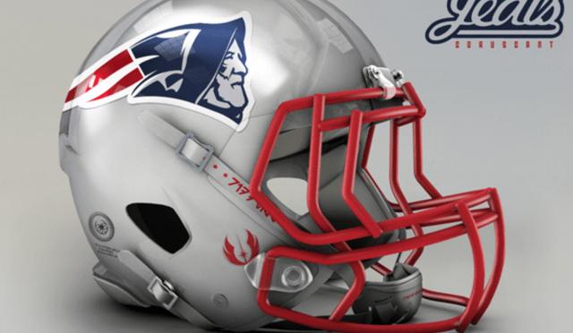 CASCOS DE LA NFL EN EL UNIVERSO DE STAR WARS