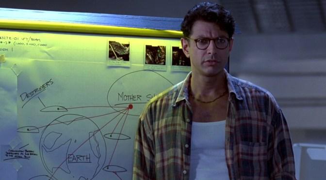 Jeff Goldblum confirmó pláticas para 'Independence Day 2'; ¿y Jurassic World?