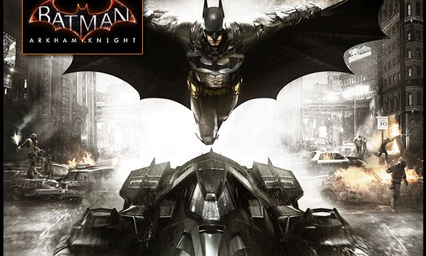 Primer tráiler de Batman: Arkham Knight