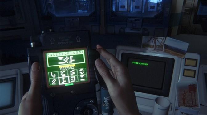 Como crear Lo-Fi/Sci-Fi en el nuevo avance de Alien Isolation