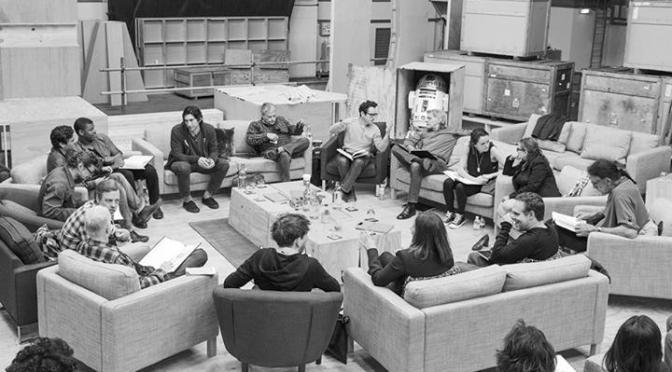 Se revela el elenco completo de 'Star Wars: Episodio VII'