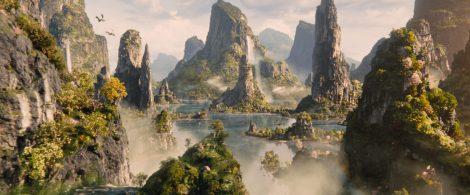 Disney's MALEFICENT The Moors Photo Credit: Film Frame ©Disney 2014