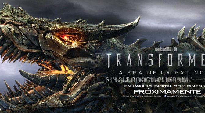 Nuevo trailer de 'Transfomers: La Era de la Extinción'; un nuevo ejército llega