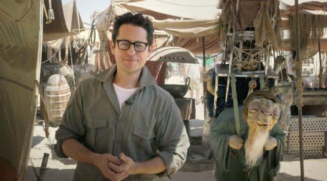 """J.J. Abrams ofrece la oportunidad de participar en 'Star Wars: Episode VII' y ser una """"Fuerza para el cambio"""""""
