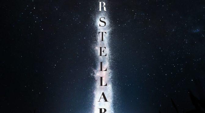 Contemplen el nuevo póster de 'Interstellar', próxima película de Christopher Nolan