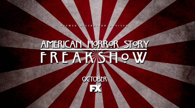 ¡AHS: Freak Show, lo que nos espera!