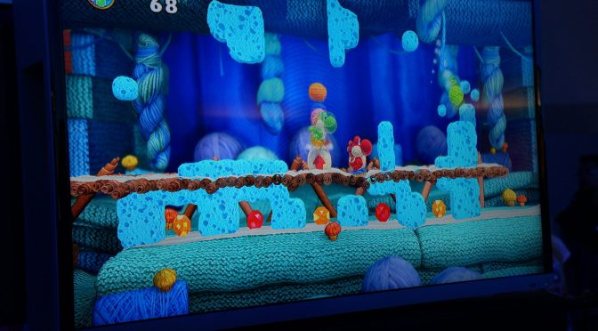 [E3 2014] Primera impresión y Hands on de Yoshi's Wooly World