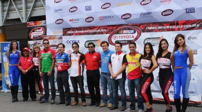 Nascar Toyota Series festeja su 10º aniversario con la séptima fecha de la temporada 2014