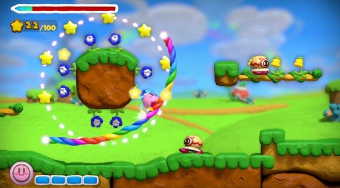 [E3 2014] Hands on a Kirby and the Rainbow Curse