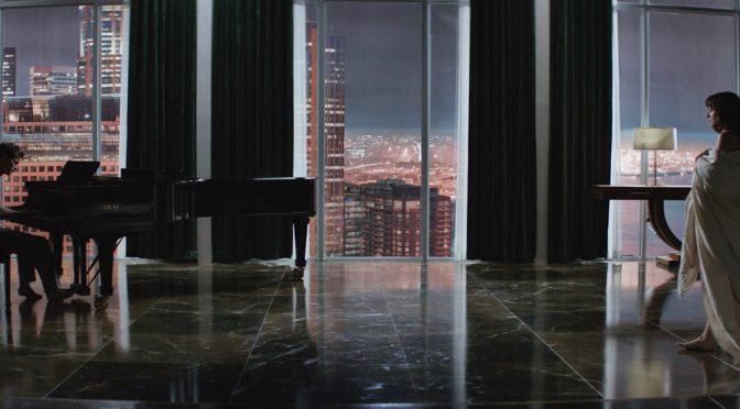Primer trailer de 'Cincuenta Sombras de Grey'