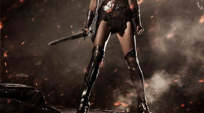 [SDCC 2014] Primer vistazo a Gal Gadot como Wonder Woman en 'Batman v Superman'