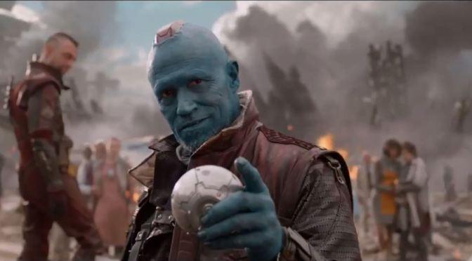 Nuevo trailer extendido de 'Guardianes de la Galaxia'; el equipo es tan bueno que es criminal