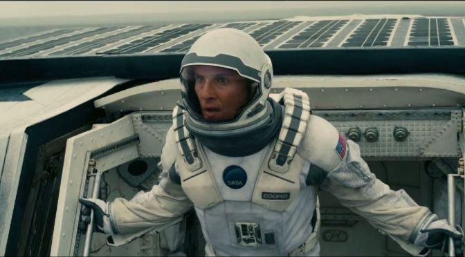 Contemplen la odisea espacial de Nolan en el nuevo trailer de 'Interstellar'