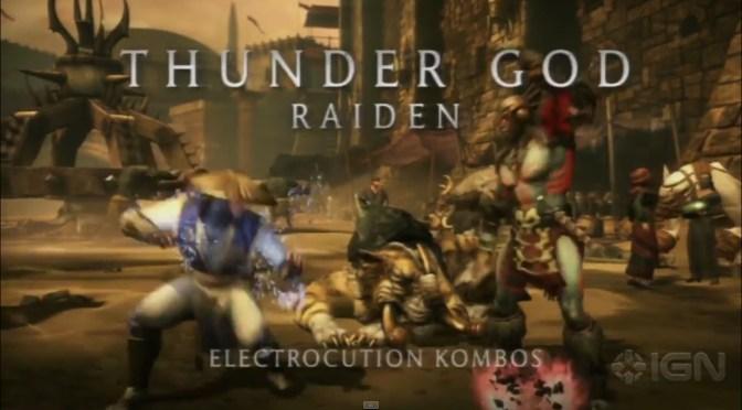 Después del regreso de Scorpion y Sub-Zero a Mortal Kombat X, Raiden también recibe un trailer bastante electrizante.