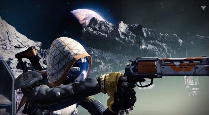 Nuevo avance de Destiny nos presenta la armería de Vanguardia que obtendrás al preordenar el juego