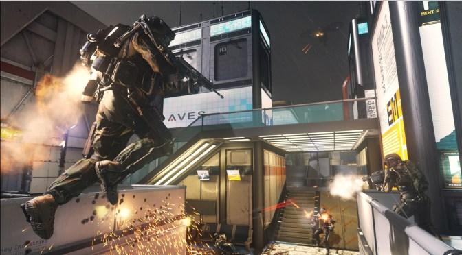 Siente el disparo a tu billetera con este avance del modo multijugador de Call of Duty: Advance Warfare!!