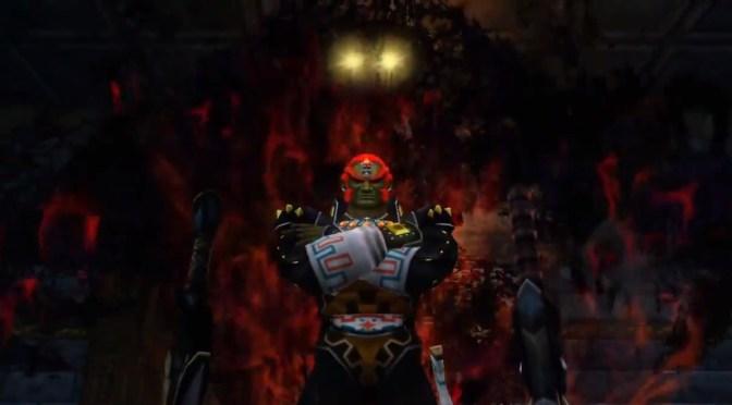 Más fanservice del que puedas tomar con los nuevos trajes de Ganondorf en Hyrule Warriors