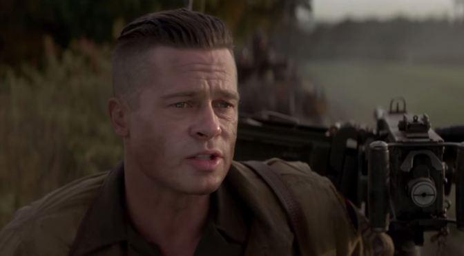 Brad Pitt, nazis y tanques en el nuevo trailer de Corazones de Hierro