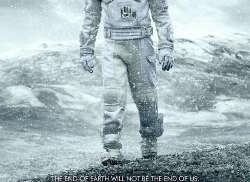 El nuevo póster de 'Interstellar' nos lleva a otro mundo