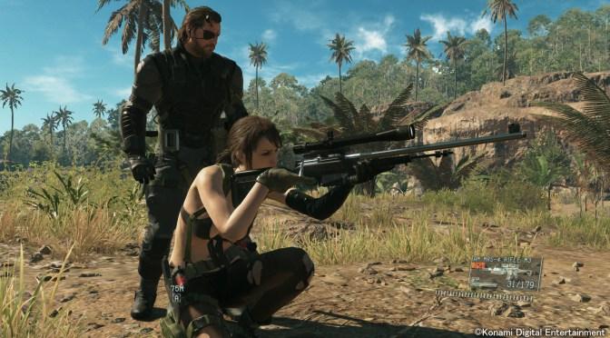 Nuevo gameplay y galería de Metal Gear Solid V: The Phantom Pain te dejarán sin palabras