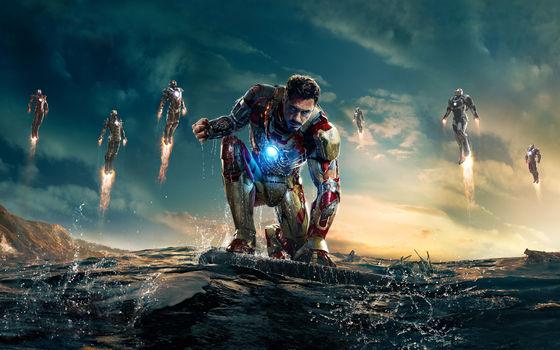 Iron Man 4 es casi un hecho