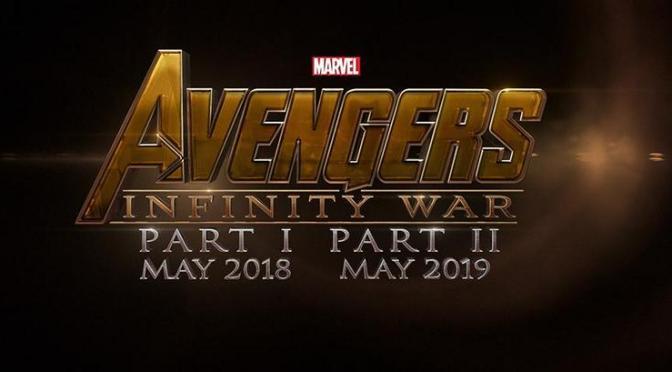 Marvel revela su alineación de películas para la Fase 3
