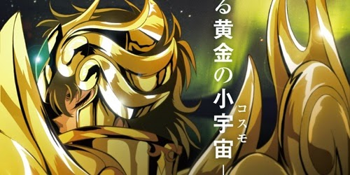 Se anuncia nuevo anime de Saint Seiya