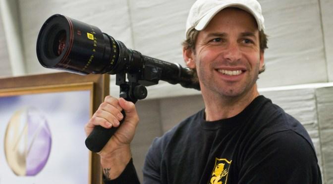 Zack Snyder confirmado para dirigir DOS películas de 'Justice League'