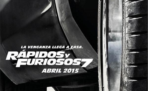 La venganza llega a casa. Primer trailer de 'Rápidos y Furiosos 7'