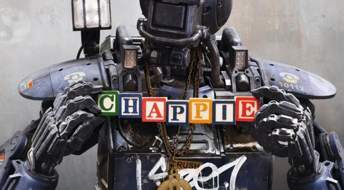 ¡Conozcan a 'Chappie'! Primer póster y trailer de la nueva película de Neill Blomkamp