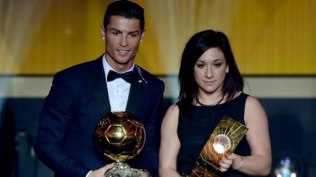 Ganadores del Balón De Oro 2014
