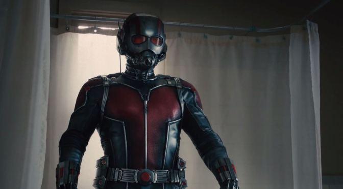 ¡Ya está aquí el primer trailer de 'Ant-Man'!