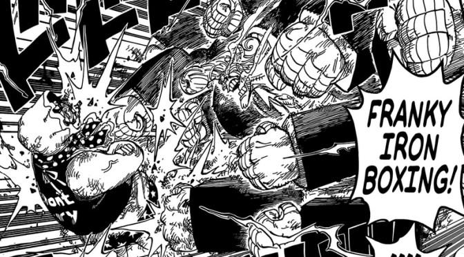 JM: One Piece 775: Para Lucy Anne, con amor