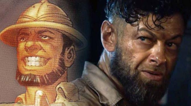 Andy Serkis será Ulysses Klaw en los Vengadores: La Era de Ultron y Capitán América 3