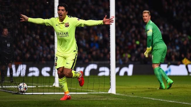 Octavos de Final Champions League cierre de juegos de ida